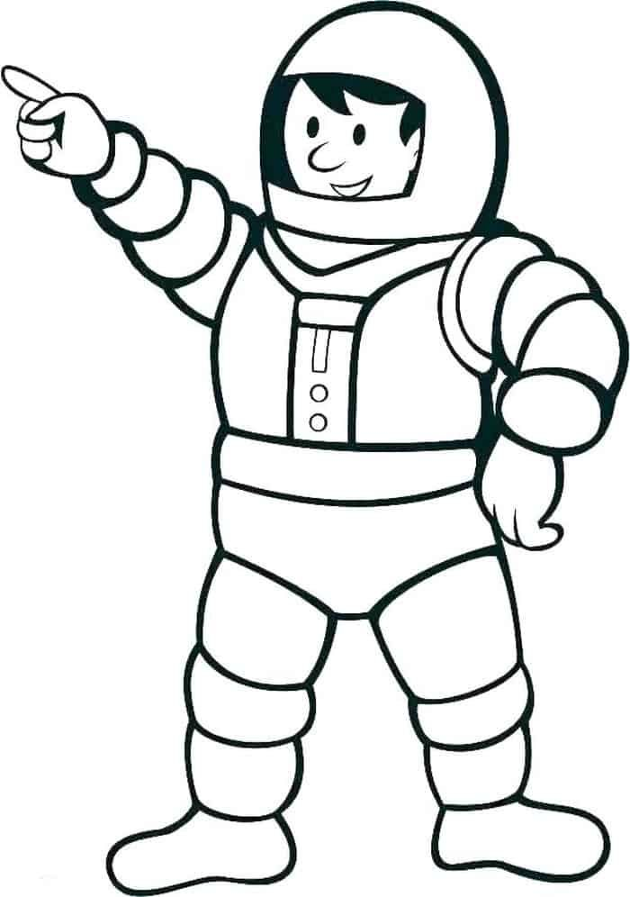 Free Coloring Pages Astronaut Helmet From Astronaut Coloring Pages