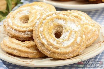 Receita de Amanteigados de maizena em receitas de biscoitos e bolachas, veja essa e outras receitas aqui!
