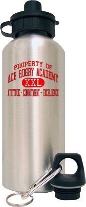 #ACERugbyAcademy #WaterBottle. Shop their online sports apparel store!