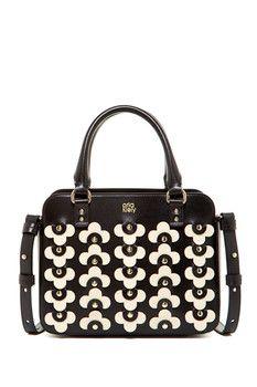 Orla Kiely Jeanette Leather Bag