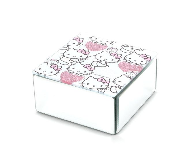Hello Kitty Jewelry Box: Gilttery