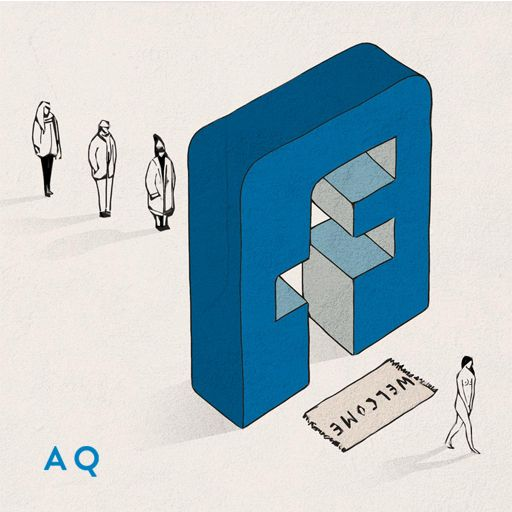 #onlineprivacy #privacypolicy #digitalmarketing #AQuest #illustration