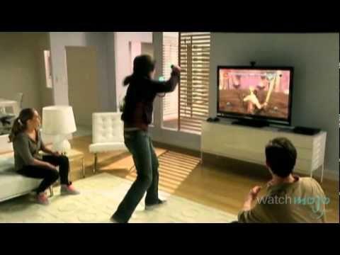 Xbox 360 Kinect Vs. PlayStation Move - YouTube