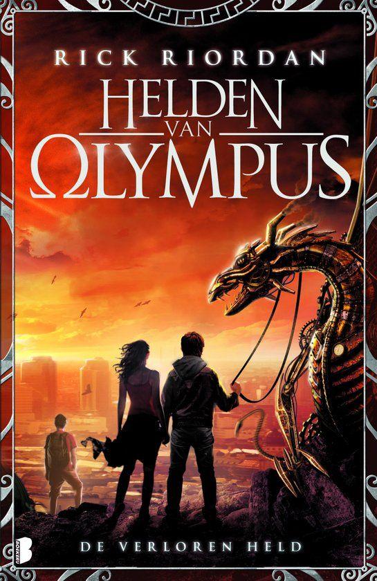 Helden van Olympus 1: De verloren held: