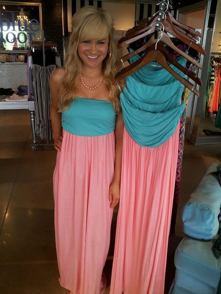Possible gender reveal party dress  Oh my gosh!!  I so need to find this dress!!! Too cute!