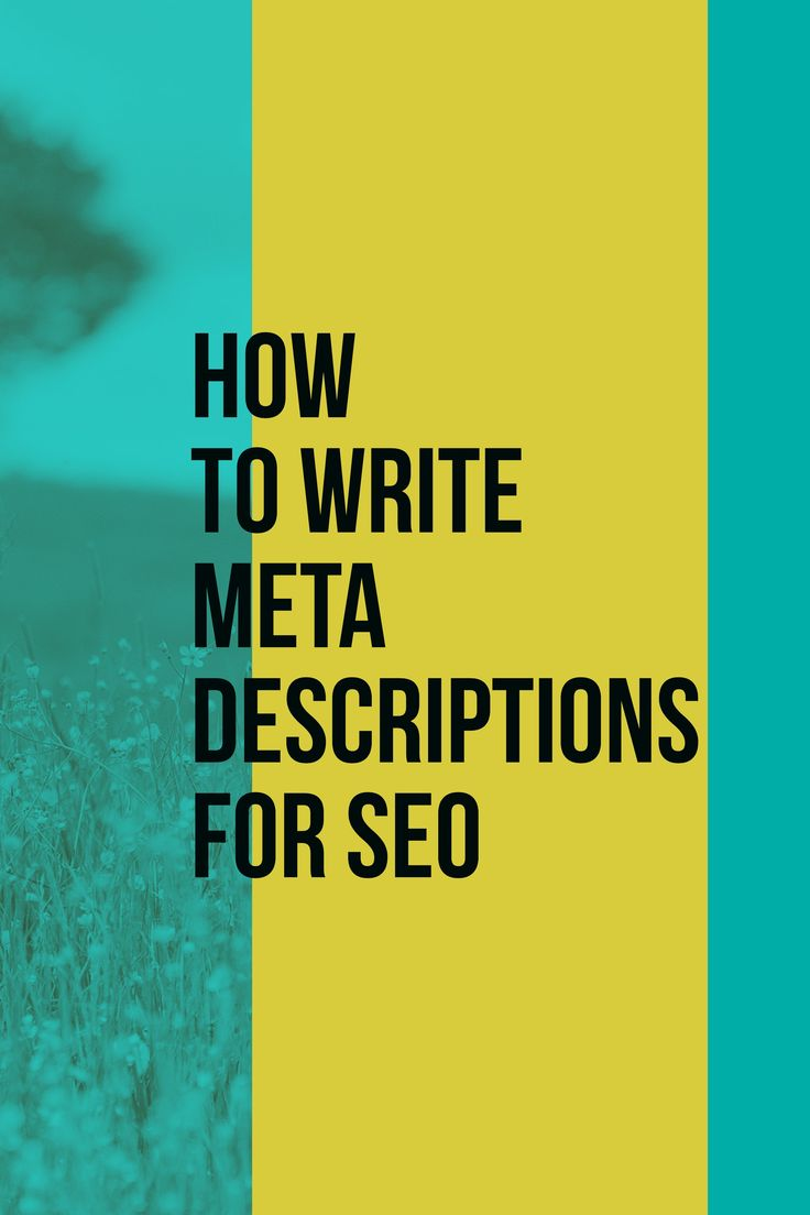 Search Engine Watch gives great and not-so great examples on writing meta for #SEO.