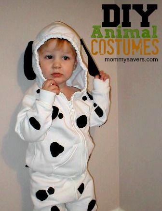 DIY Animal Costume Ideas for Halloween (EASY!)
