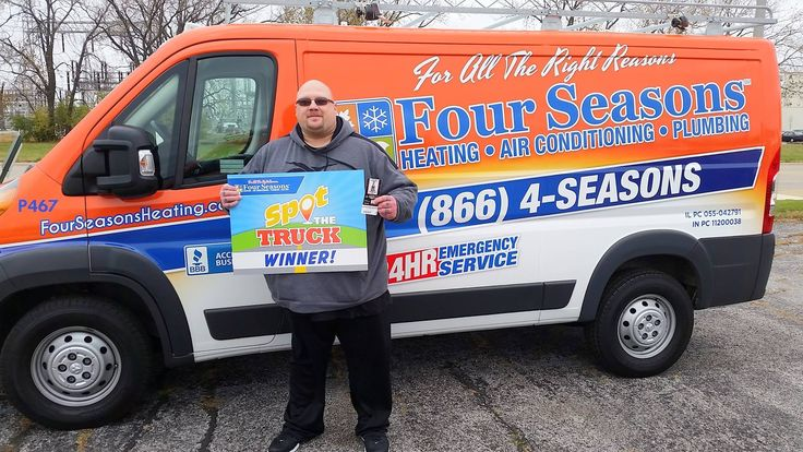Sean Paulausky Sr. came in today to pick up his Chicago Blackhawks tickets for winning our second Spot the Truck Contest! Congratulations Sean, we hope you have a great time at the game!  Fans, look out for more contests coming soon!