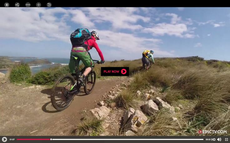 Trail Ninja Video: Trail Pirates Pillage Menorca's Classic Camí De Cavalls | Singletracks Mountain Bike News