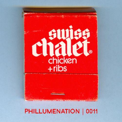 #Phillumenation 0011 : Swiss Chalet chicken+ribs   Ontario, Canada