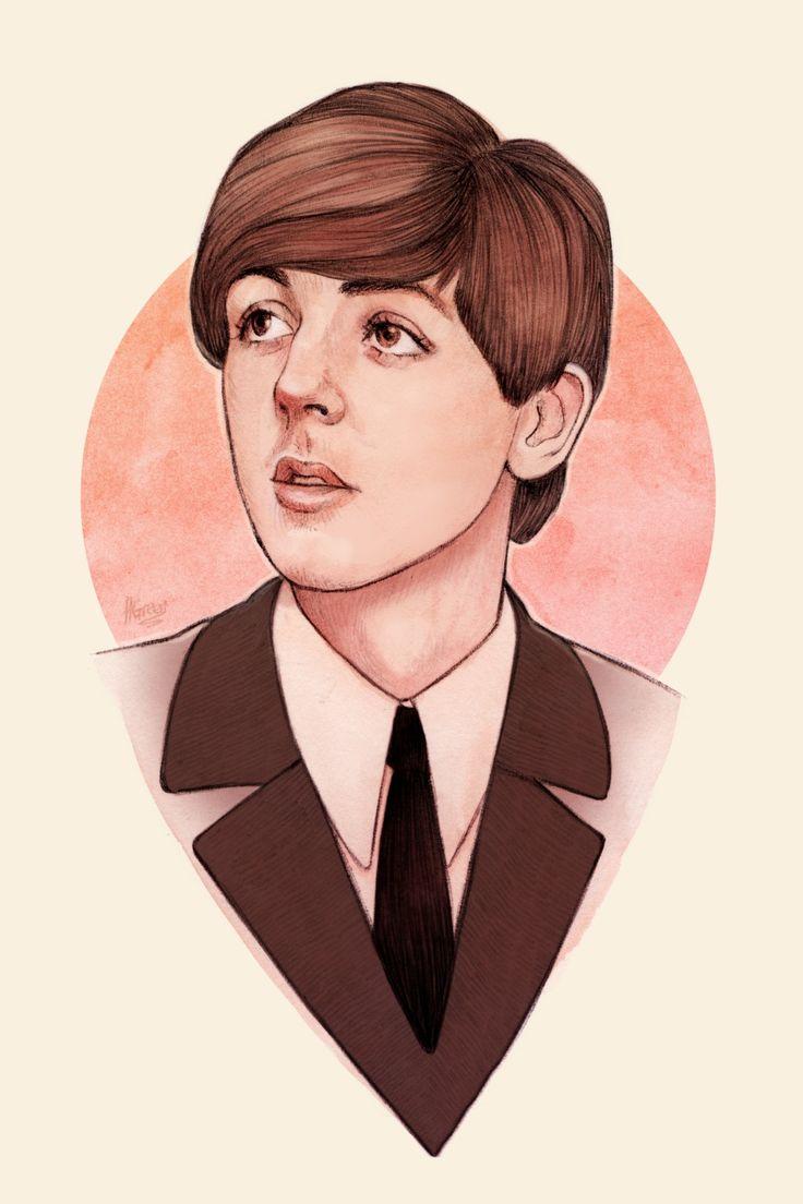 Helen Green: Photo - Paul McCartney