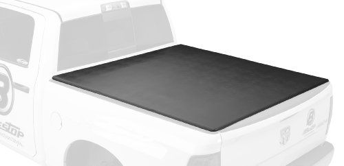 Bestop 16170-01 EZ Fold Truck Tonneau Cover for Nissan Titan King Cab, 6.6' Bed, without Utility Track, 2004-2012