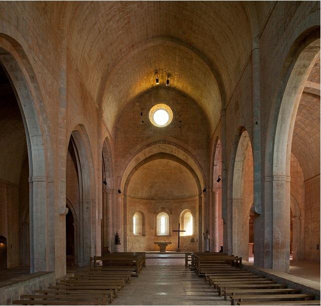 France, Var, Abbaye du Thoronet