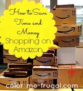 How to Save Time and Money by Shopping On Amazon - Shopping in stores is over-rated! Take your shopping online and save time AND money. One of the best places to do this? Amazon.com. Read on!