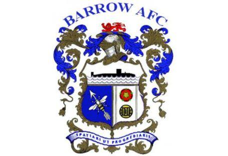 BARROW AFC BARROW-IN- FURNESS