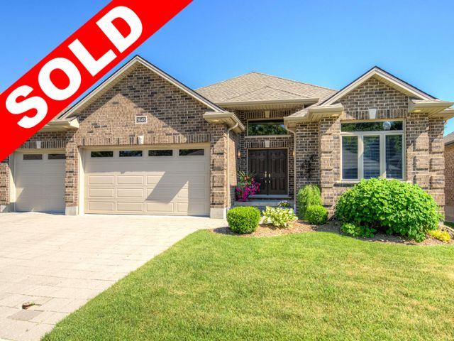 SOLD! - 3648 Settlement Trail, London Ontario -   http://www.LondonOntarioRealEstate.com/listing/cms/3648-settlement-trail-london-ontario/ -   #Sold #LdnOnt #RealEstate