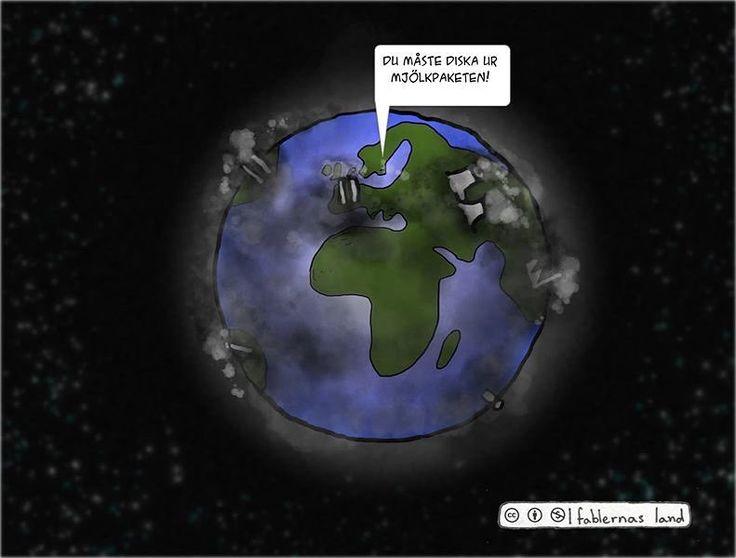 """idag är det tydligen """"världsmiljödagen"""". En dag då vi firar politiker som ställer sig i vägen för de som kan fixa klimatet. Entreprenörer teknikföretag och fria människor"""