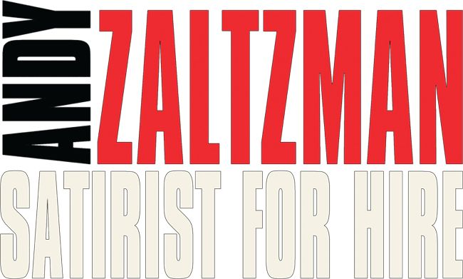Andy Zaltzman :Satirist For Hire @ Hi Fi