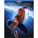 Spider-Man: The High Definition Trilogy (Spider-Man / Spider-Man 2 / Spider-Man 3) [Blu-ray] (Blu-ray)By Tobey Maguire