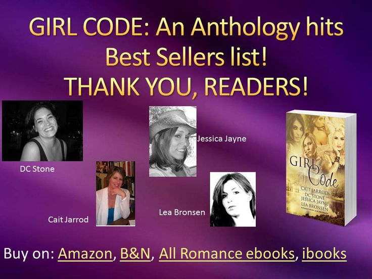http://www.amazon.com/Girl-Code-anthology-DC-Stone-ebook/dp/B00X602S8I/ref=sr_1_7?s=digital-text&ie=UTF8&qid=1438607885&sr=1-7&keywords=cait+jarrod