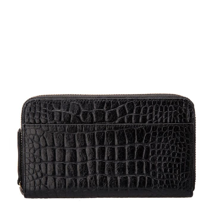 Status Anxiety - Delilah Black Croc