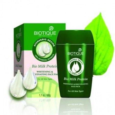 Омолаживающая, увлажняющая и отбеливающая маска для лица Bio milk Protein, Молочный белок (для увядающей кожи) 540 Р.  http://store.ptarh.com/products/bio_milk_protein