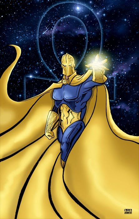 Doctor Fate is the original sorcerer supreme of comic books predating doctor strange by nearly 13 years one of the the characters that has been around basically from the beginning of DC