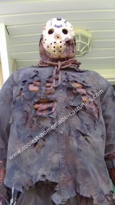 Homemade New Blood Jason Voorhees Costume: Hi my name is Brad from SirBrad's Horror FX, and I design life-sized movie quality costumes of horror icons. I specialize in Jason Voorhees, Michael Myers,