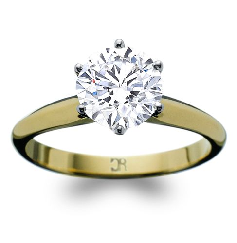Agave is a 6 claw coronet set reverse taper diamond solitaire ring. This iconic design is cherished for its simplicity – set with a peerless Vvs, Xc Xc Xc, D