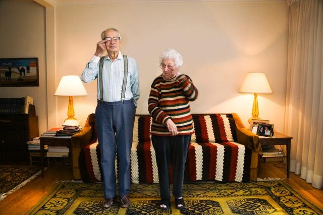 Couple de personnes âgées (photo d'illustration)|© Benjamin Rondel/Corbis/Benjamin Rondel