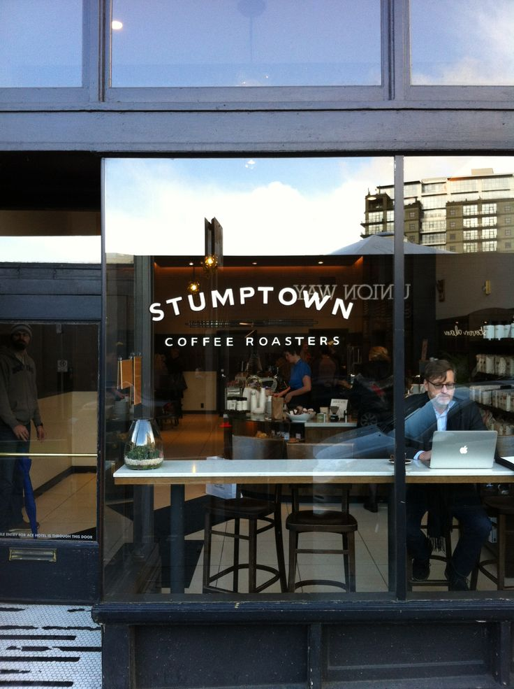 Stumptown Coffee, Portland OR