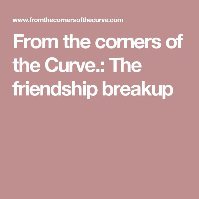 The 25+ best Friendship breakup ideas on Pinterest | Quotes about ...
