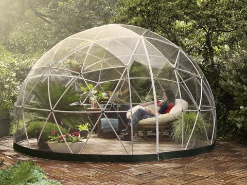 Ooooh, wow! That would be so amazing :D Just have to get myself a garden first :)  --- Garden Igloo, Coolaste uterummet!