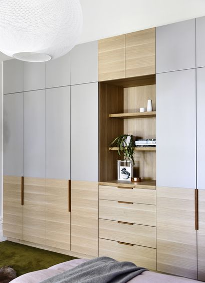 gallery australian interior design awards built in wardrobebedroom - Designer Bedroom Wardrobes
