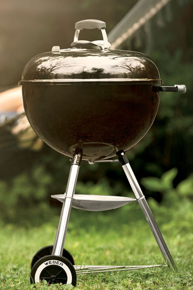 Weber 741001 Original Kettle 22 Inch Charcoal Grill Original Kettle 22 Inch Charcoal Grill Weber Ch Charcoal Smoker Charcoal Grill Smoker Best Charcoal Grill