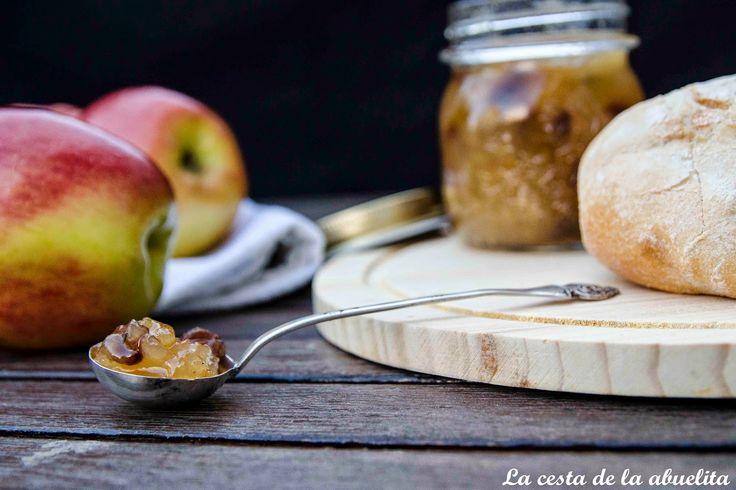 Mermelada de Invierno (Manzana y especias) Winter Jam (Apple and spicy) www.lacestadelaabuelita.com