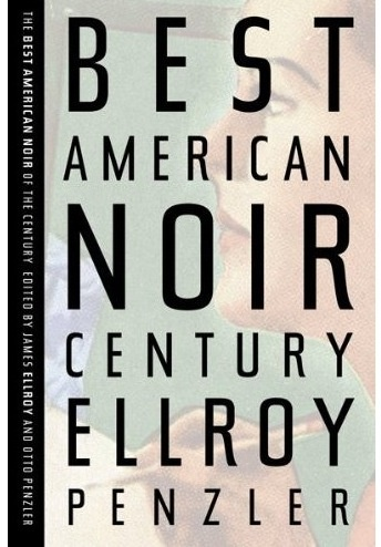 Best American Noir - James Ellroy - Cover design by Chip Kidd
