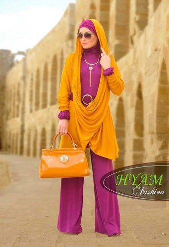 Hijab casual wear by Miy Fashion | Just Trendy Girls