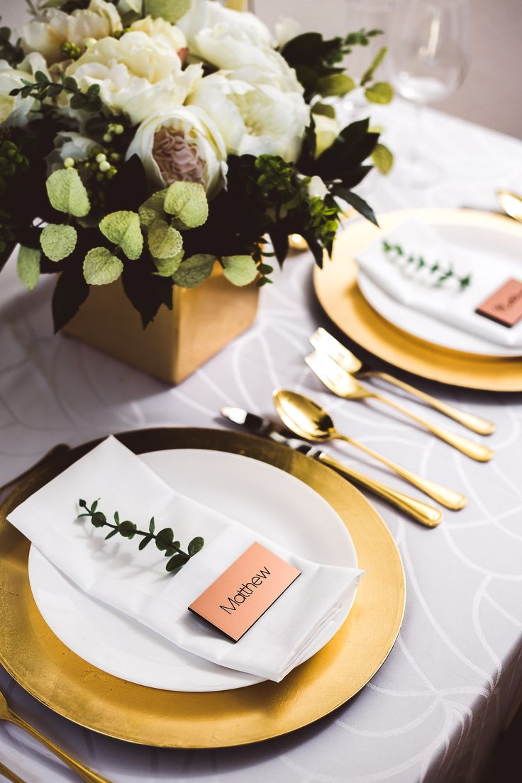 wedding table name card size%0A Wedding Details Your Guest Will Love  Copper place cards are a great way to  incorporate