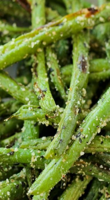 ... Green Beans on Pinterest | Green Beans, Oven Roasted Green Beans and