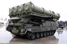 Russian S-300 (NATO name: SA-10 Grumble) was introduced in 1979 to defend critical Russian airspace