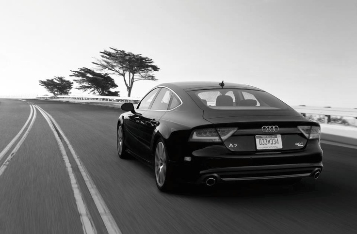 Audi A7 - beeoootifulll car. nicest one available for sale right now. But then Audi has always designed and built beautiful cars.