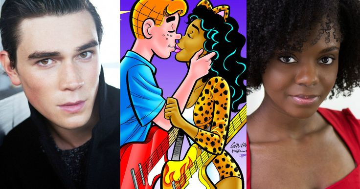 The CW's 'Riverdale' Finds Its Archie, Josie & Cheryl Blossom -- The main cast of The CW's 'Riverdale' keeps filling up, with KJ Apa coming aboard to play Archie and Ashleigh Murray as Josie. -- http://movieweb.com/riverdale-tv-show-cast-archie-josie-cheryl-blossom/