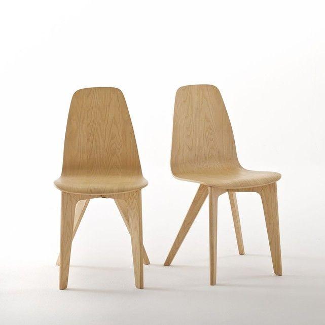 La Chaise De Bar Tibby Une Ligne Simple Et Epuree Qui S Integre Facilement Dans Tous Les Interieurs Caracteristiques Chaise Bar Chaise Haute Cuisine Chaise
