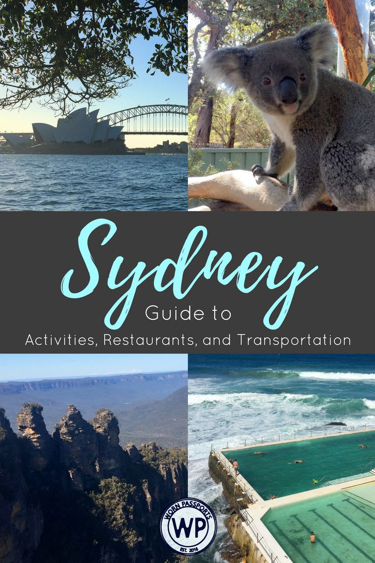 Travel guide to visit Sydney, Australia: Sample Itinerary, advice and recommendations on things to do in Sydney from real travelers. | wornpassports.com