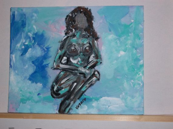Hey, I found this really awesome Etsy listing at https://www.etsy.com/ca/listing/251592293/naked-art-nude-figure-painting-nude