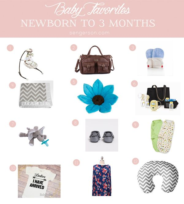 baby registry items and what to get people for baby shower gifts