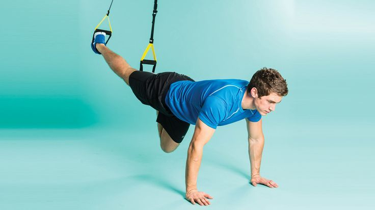 Suspension Training: Two Workouts to Build Functional Fitness