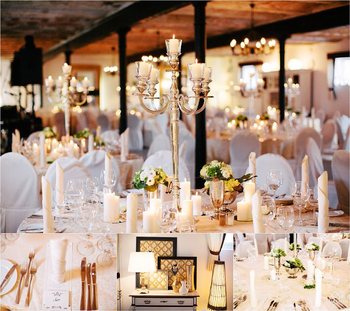 108 best hochzeitsdeko wedding decoration images on for Dekoration rosegold