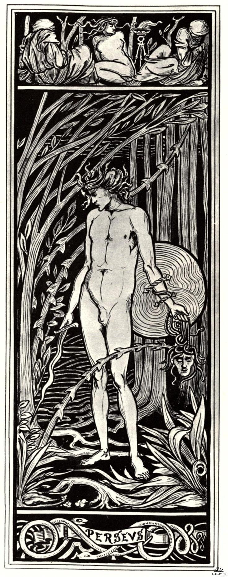 Sex and Sensibility: The Allure of Art Nouveau.  British artist  Aubrey Beardsley